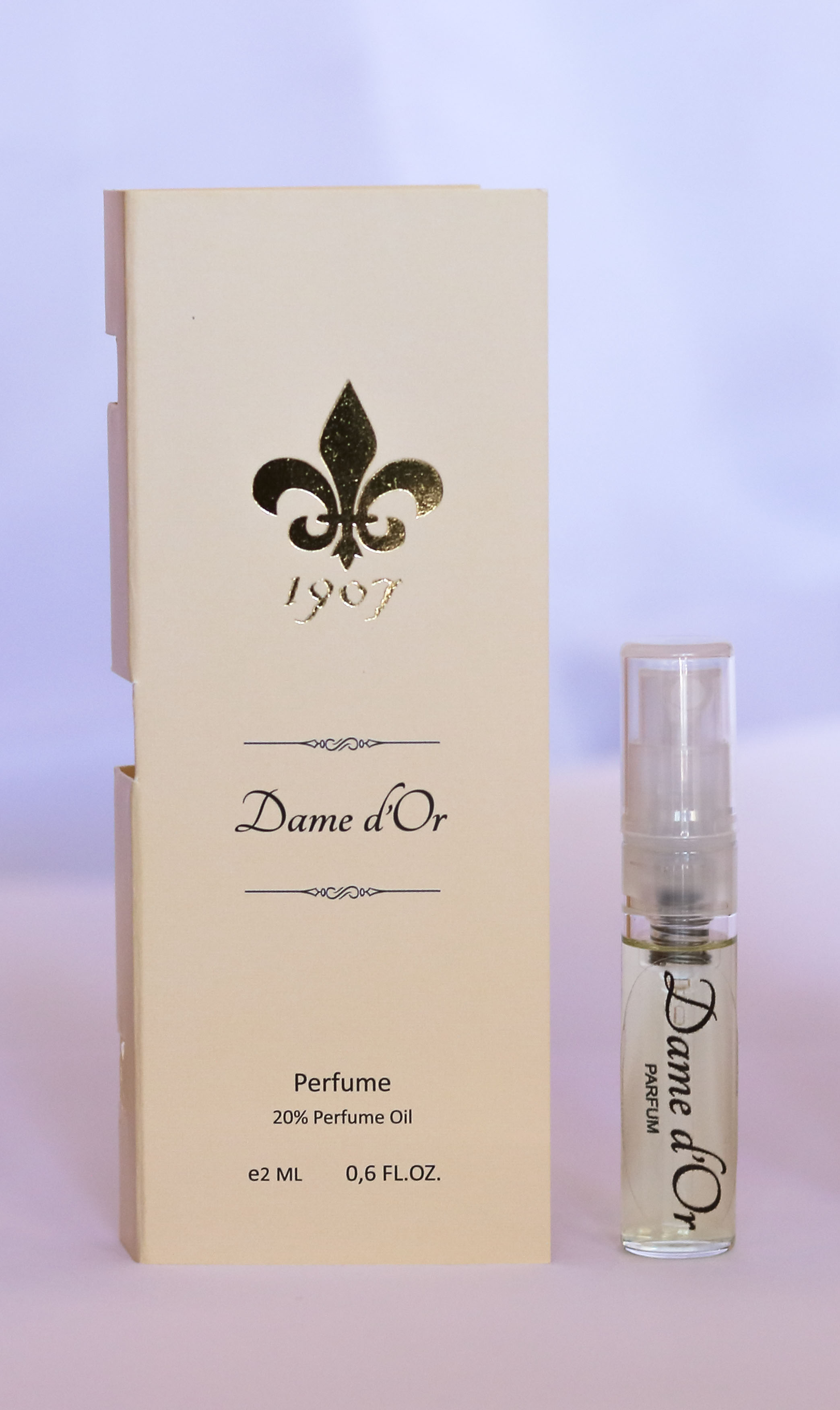 Dame d'Or vzorka 2ml